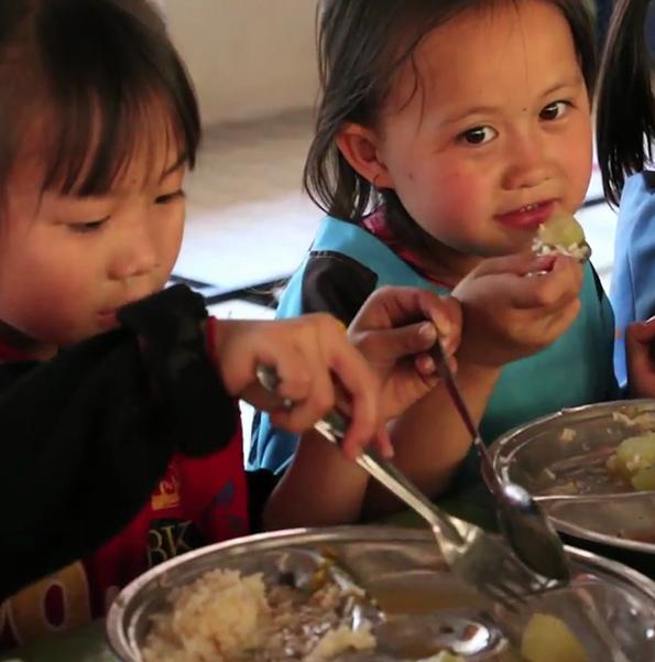 เด็กดอยกินดี ตอน เมนู สพฐ. ร่วมสร้างเสริมวัฒนธรรมชุมชน