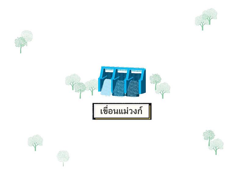 น้ำ ป่า สัตว์ คน โดย คณะสถาปัตยกรรมศาสตร์ จุฬาลงกรณ์มหาวิทยาลัย