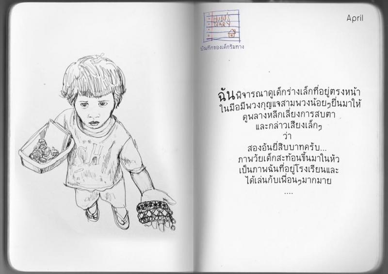 Hobo s diary คณะจิตรกรรมประติมากรรมและภาพพิมพ์ มหาวิทยาลัยศิลปากร