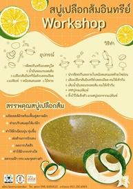 สบู่เปลือกส้มอินทรีย์ สรรพคุณและวิธีทำง่าย ๆ ด้วยตนเอง